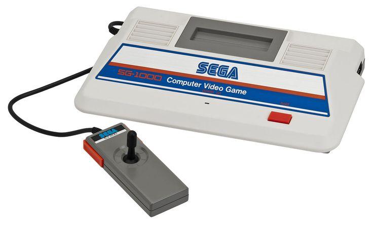 The Sega SG-1000 - Sega's console BEFORE the Master System