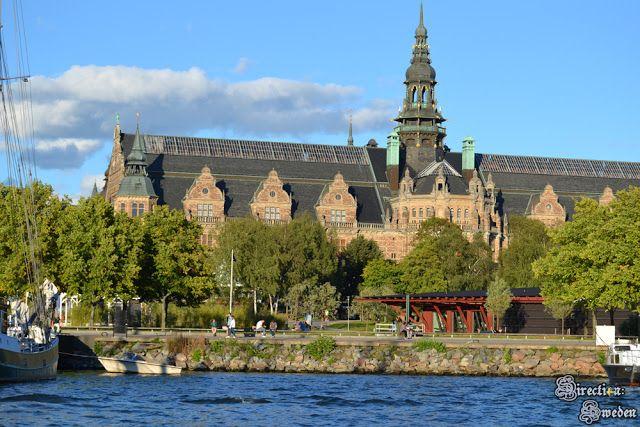 Direction: Sweden!: Jedyny amfibiobus w Skandynawii