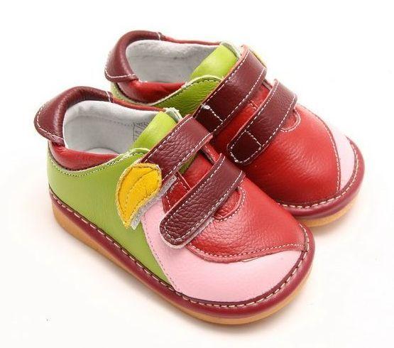 Detské topánky Freycoo Elza, červené, 25 - Freycoo