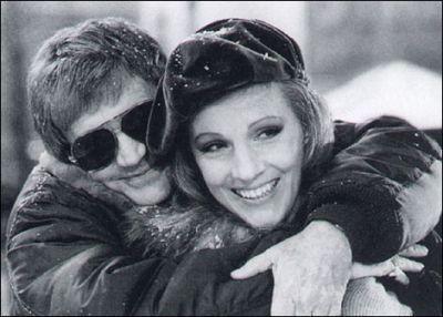 Julie Andrews + Blake Edwards