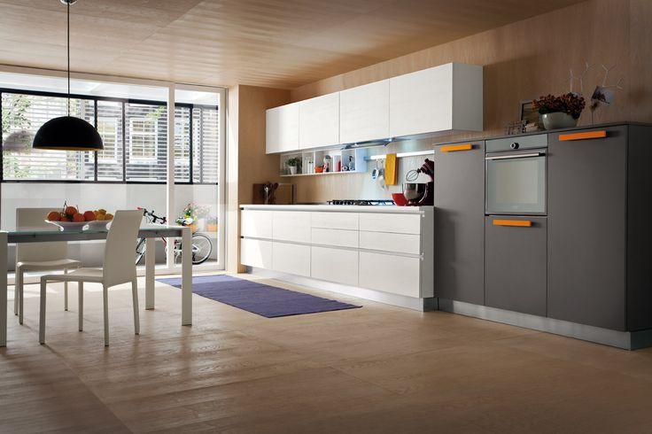 17 migliori idee su cucine in rovere su pinterest cucina artigianale mobili cucina legno e - Cucine gicinque ...