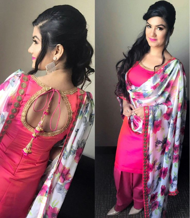 25 Best Punjabi Dress Design Ideas On Pinterest