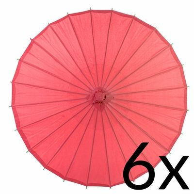 Red Paper Parasol Umbrellas on Sale Now! We offer vintage and unique patterned Wedding Decorations, party supplies, decor, and lighting supplies in Bulk at Wholesale Prices.