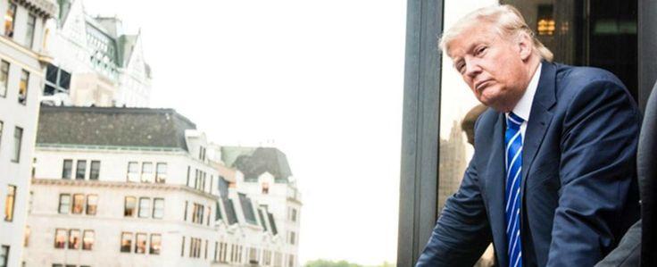Donald J. Trump je bezpochyby nejzámožnějším americkým prezidentem v historii Spojených států. Narodil se předsedmdesáti lety do bohatérod...