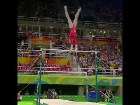 Aliya Mustafina (Russia) - Uneven Bars - 2016 Olympics - Team Final - YouTube