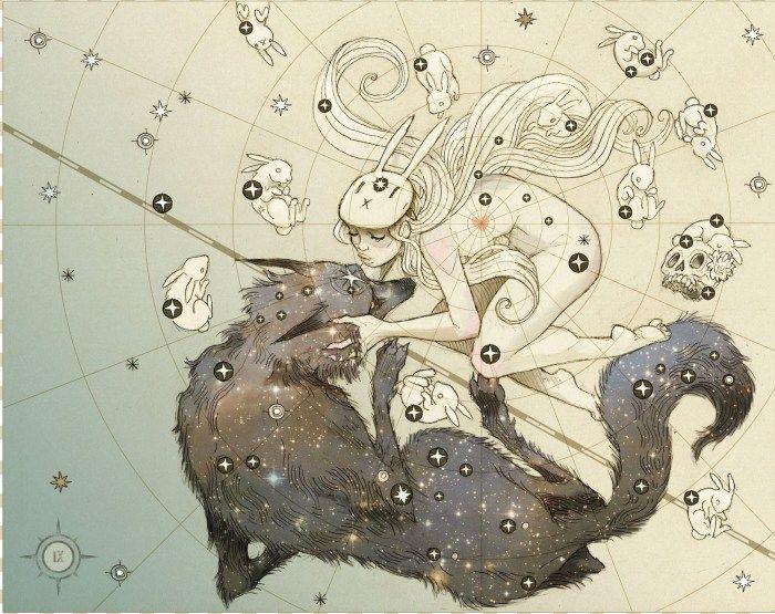 ILLUSTRATION | EL ARTE DE CHIARA BAUTISTA