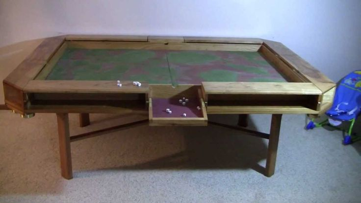 Poker Table Building Plans - WoodWorking Projects & Plans