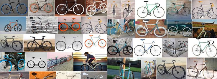 Non proprio la scoperta di un modo di andare in bicicletta, ma la folgorazione sulla via (estetica) di un ciclismo fatto di stile.