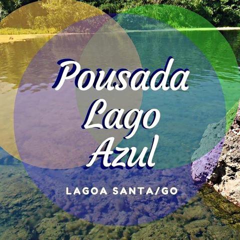 Eu recomendo Pousada Lago Azul- Setor Central, #Lagoa Santa, #Goiás, #Brasil