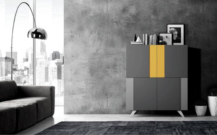 Parete design by Chiarelli