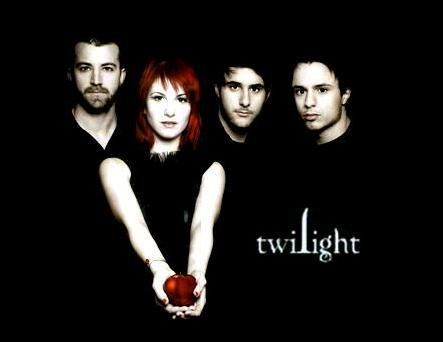"""Paramore participated in TWILIGHT Soundtrack Album in 2008 by donating 2 songs, """"Decode"""" and """"I Caught Myself"""""""