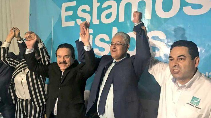 El exrector Alejandro Vera, quien fue procesado por presunto enriquecimiento ilícito, competirá en las próximas elecciones contra Cuauhtémoc Blanco y Rodrigo Gayosso