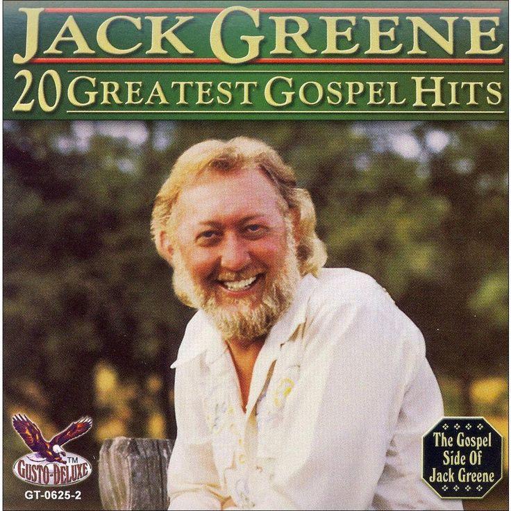 Jack Greene - 20 Greatest Gospel Hits (CD)