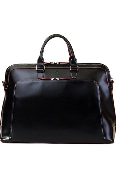 Lodis 'Audrey Brera' Leather Briefcase available at #Nordstrom