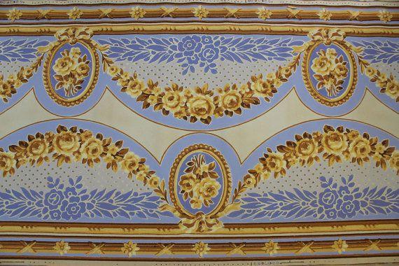 pin victorian wallpaper border - photo #31