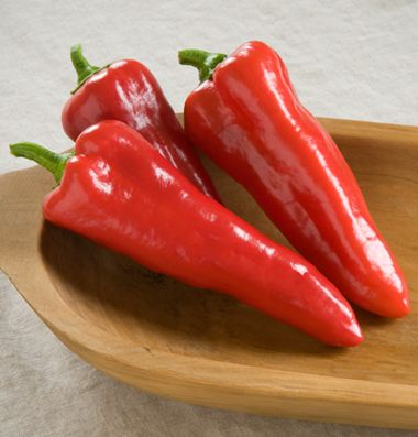 carmine peppers - Google Search- these peppers make THE best pepper jelly!