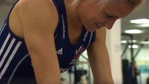 Olympic Team GB trials gene tests for injury – Hockey player Alex Danson