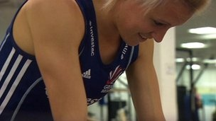 Olympic Team GB trials gene tests for injury – Hockey player Alex Danson