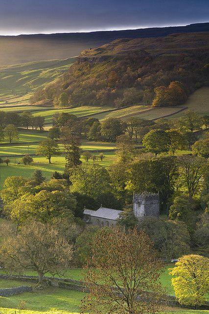 Arncliffe, Yorkshire