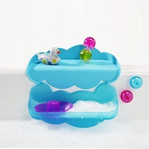 17 meilleures id es propos de rangement de baignoire sur for Rangement baignoire bebe