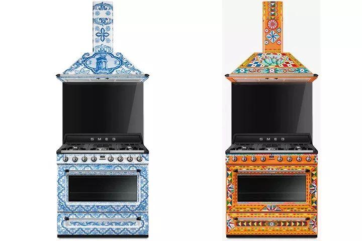 Smeg x Dolce Cabana just brought more drama to your kitchen | Home Beautiful Magazine Australia
