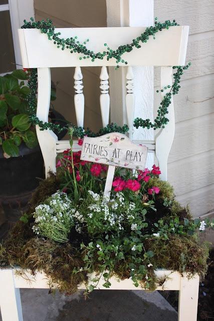 French Garden Chair – Porch & Patio