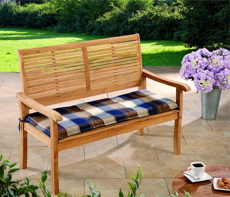 Solax-Sunshine Sitzbank-Auflagen Karo Braun-Blau Jetzt bestellen unter: https://moebel.ladendirekt.de/garten/gartenmoebel/sitzauflagen/?uid=c81bba9a-db11-5bbc-be6a-d625fed163d9&utm_source=pinterest&utm_medium=pin&utm_campaign=boards #möbel #wohnzimmermöbel #polstergarnituren #sitzauflagen #einrichtung #polstermöbel #garten #gartenmoebel Bild Quelle: norma24.de