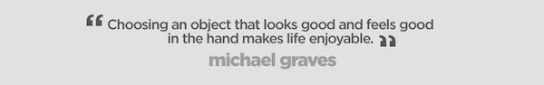 Michael Graves Design #quote for his #collection at #JCP
