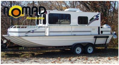 Trailerable Houseboats For Sale Google Search Slip