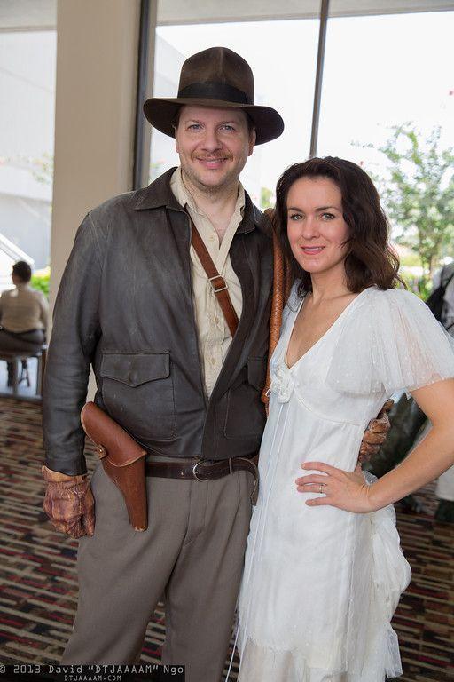 Indiana Jones and Marion Ravenwood | D*Con13 (Sat)