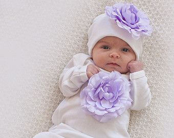 Newborn Baby Girls Clothes Summer Take Home Outfit ...