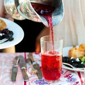 Hibiscus Tea #recipes #drinks #tea #ice