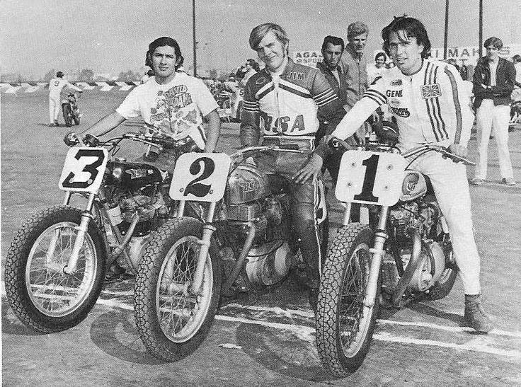 Gene Romero #1, Jim Rice #2, and Dave Aldana #3