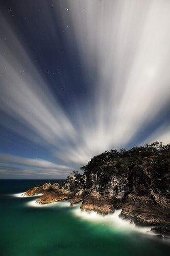 Beam this up - Stradbroke Island (Straddie) by Garry - www.visionandimagination.com, via Flickr