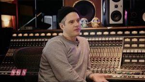 SOS visit The Church Studios with Paul Epworth