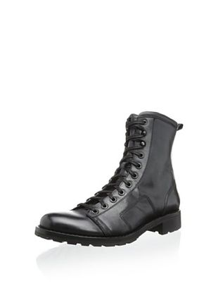 50% OFF Wolverine No. 1883 Men's Burton Lace-up Boot (Black)