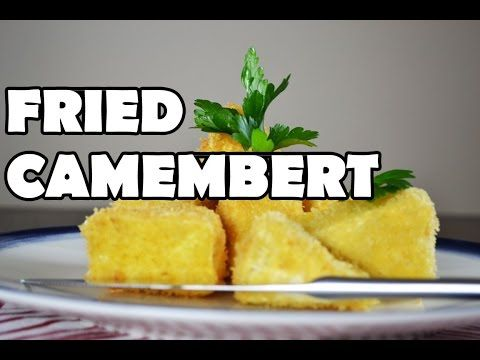 Crispy Deep Fried Camembert Recipe - Lazy Ass Meals