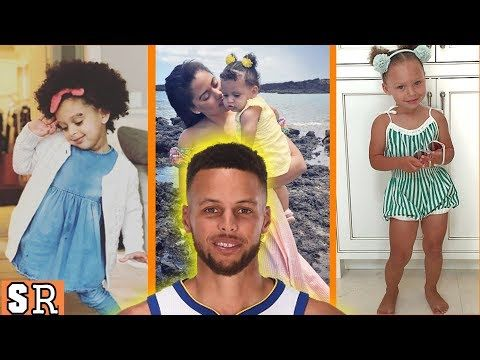 Steph Curry's Daughters (2018) | So Random  https://youtu.be/-D-nb4Vmv2I  #stephcurry #stephencurry #curry #stephencurry30 #stephencurrymvp #ayeshacurry #ayeshacurrys #family #kids #wife #children #cute #love #stephcurry30 #stephcurryfan #stephcurryfans #stephencurryfan #goldenstatewarriors #stephencurryfans #2018 #daughters