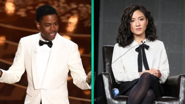 Constance Wu, Jeremy Lin and More Slam Chris Rock's Asian Joke at Oscars
