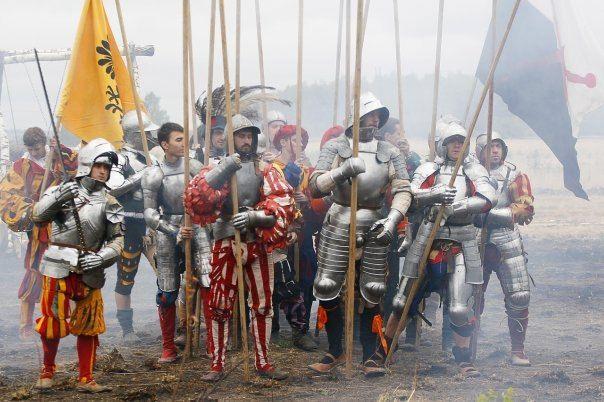 Военная история Средних Веков