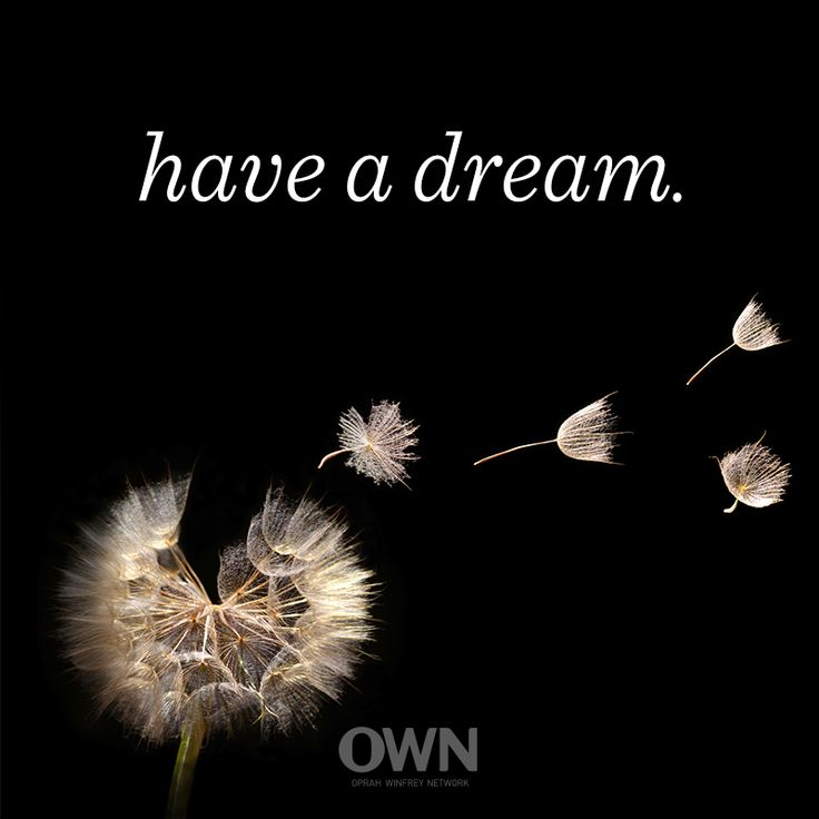 Some come to us suddenly and some have always been there—either way, now is the time to make your dreams a reality.