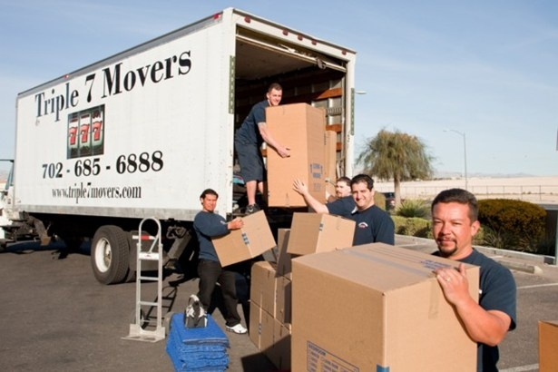 Triple 7 Movers offers you outstanding services when moving to local Las Vegas, our team's expert fast to moving, so call us today 702-685-6888