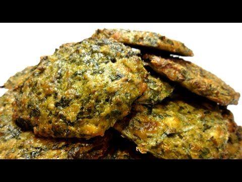 ΣπανακοΚεφτέδες ΦΟΥΡΝΟΥ - Συνταγή Καβάλας - YouTube