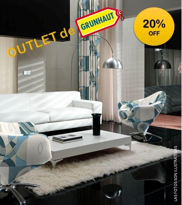 BIENVENIDO AL OUTLET DE GRUNHAUT!! Aprovecha por tiempo limitado nuestro descuento en Carpetas (alfombras de sitio) 20% pago contado + 20% en productos seleccionados! TOTAL 40%!!  No lo dejes pasar! Consulta con nuestros asesores cual es la mejor para vos! http://grunhaut.com/deco/productos.php?cat=sillones Tucumán 179 - (0351) 4238022 9 de Julio 424 - (0351) 4234946 Alvear 759 - (0351) 4229819 Hiper Construcción Rodriguez del Busto L.207 - (0351) 4778580 #Grunhaut