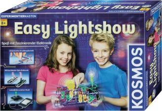 Kosmos Experimentierkasten Easy Lightshow 620356 ab 8 Jahre