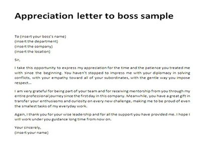 appreciation messages boss farewell pictures pin pinterest thank you letters for word sample templates