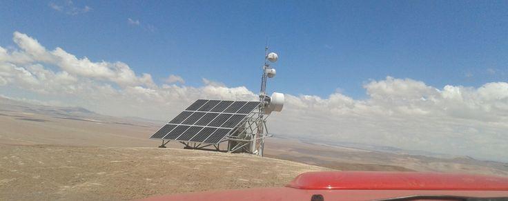 Sistema Solar Fotovoltaico Autónomo