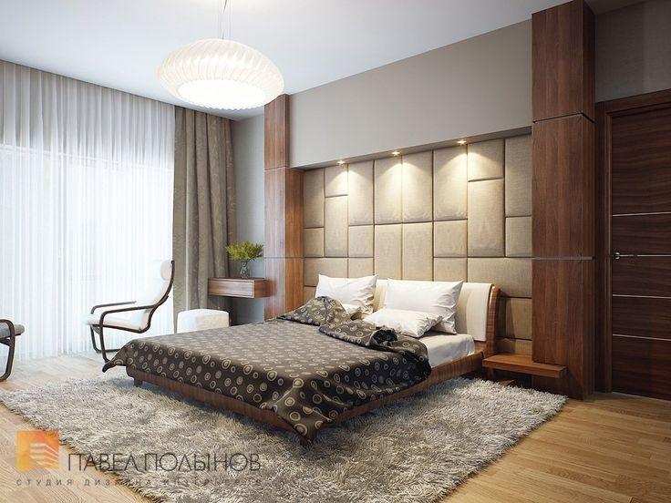 Фото интерьер спальни из проекта «Спальни»