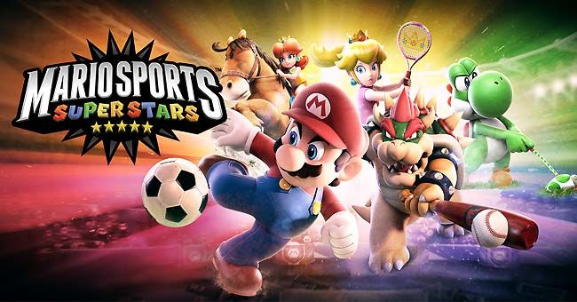 Mario Sports Superstars 3DS ROM & CIA (USA) Region Free - https://www.ziperto.com/mario-sports-superstars-3ds/