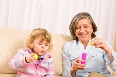 Katastrofa: Babička nechce hlídat!